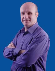Photo of Martin Delaney
