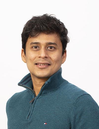 Photo of Akshay Gupte