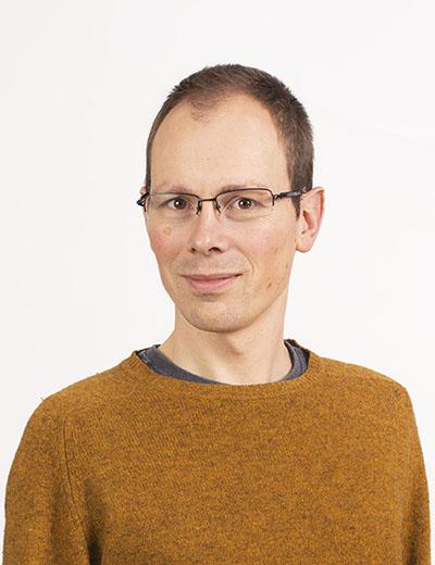 Photograph of David Siska