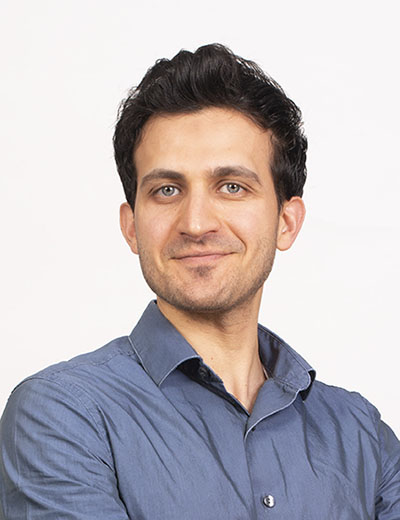 Photo of Hossein Kafiabad