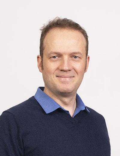 Photograph of Johan Martens