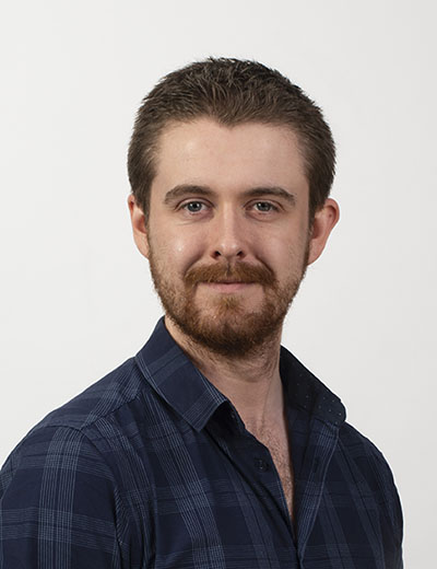 Photograph of Liam Campbell
