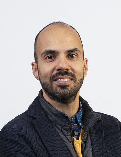 Photograph of Miguel de Carvalho