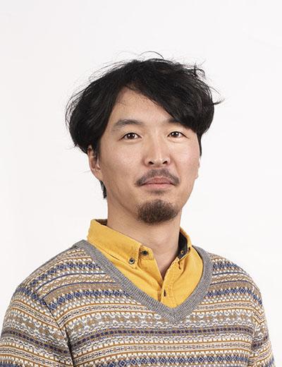 Photograph of Naoki Koseki
