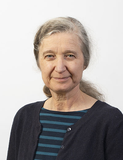 Photo of Ruth Forrester