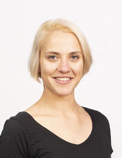 Photograph of Ivet Galabova