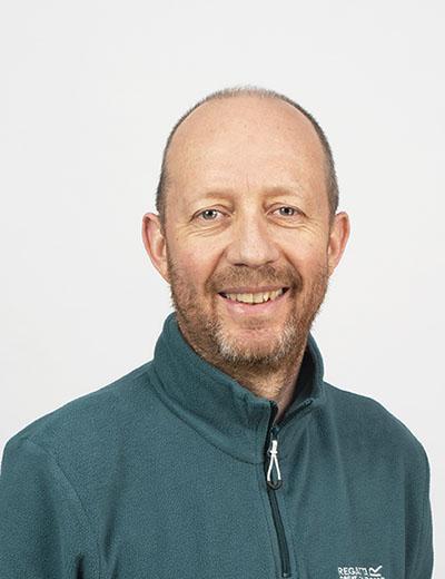 Photograph of Steve Law