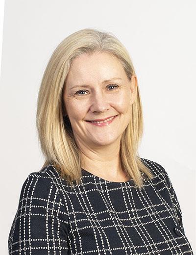 Photograph of Sharon Greig